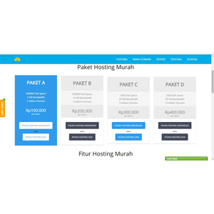 Web Hosting By Dapur Hosting