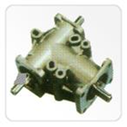 Bevel Gear Box Double Output Shafts 1