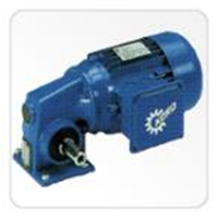 K Series Helical Bevel Gear Unit - Gear Motor 1