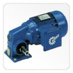 K Series Helical Bevel Gear Unit - Gear Motor