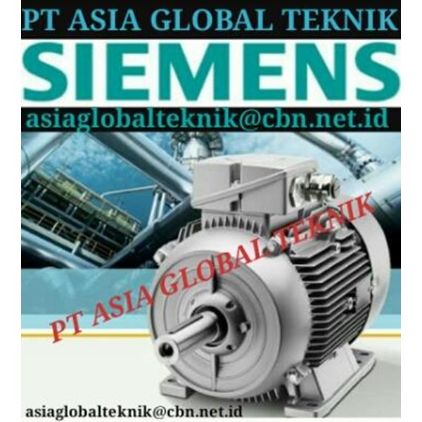 ELECTRIC MOTORS SIEMENS