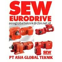 GEAR MOTOR SEW EURODRIVE 1