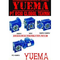 Distributor GEAR MOTOR YUEMA  3
