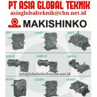 Distributor GEAR MOTOR MAKISHINKO 3