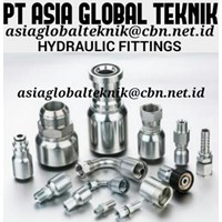 Jual HYDRAULIC FITTINGS 2
