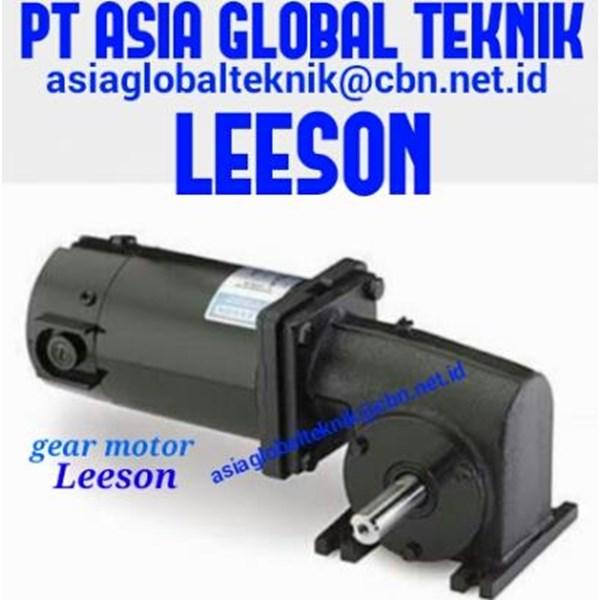 GEAR MOTOR LEESON