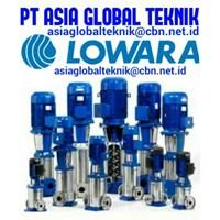 Distributor PUMP LOWARA 3