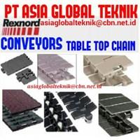 Distributor CONVEYORS TABLE TOP CHAIN REXNORD 3