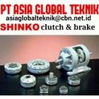 CLUTCH AND BRAKE SHINKO 1