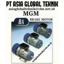 BRAKE MOTOR MGM