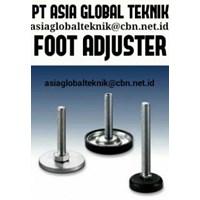 FOOT ADJUSTER CONVEYORS