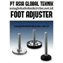 FOOT ADJUSTER CONVEYORS