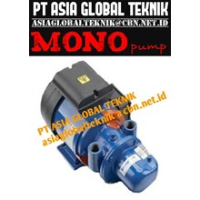 PUMP MONO DIAPHRAGM
