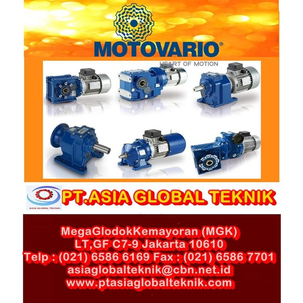MOTOVARIO GEAR MOTOR