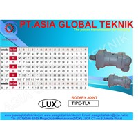 ROTARY JOINT LUX TLA-TLB