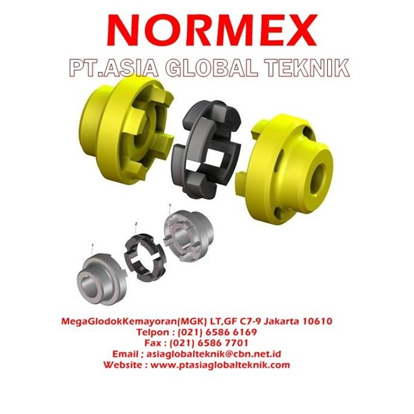 NORMEX COUPLING
