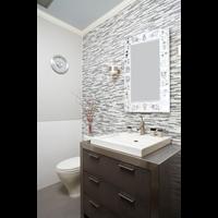 Wall mirror tipe rose (MWR)