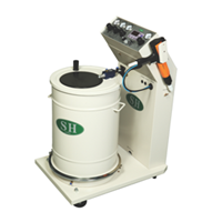 ELECTROSTATIC POWDER SYSTEM (MANUAL TYPE) 1