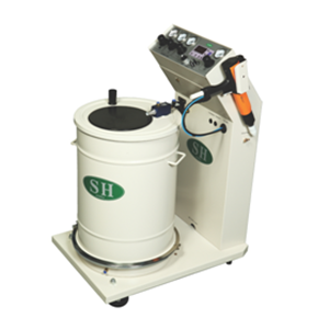 ELECTROSTATIC POWDER SYSTEM (MANUAL TYPE)