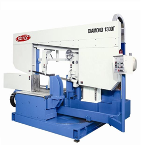 NC BAND SAWING MACHINE DIAMOND ND-1300T