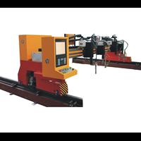 Mesin CNC plasma cutting Aupal 1