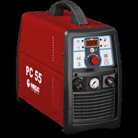 Mesin Pemotong Besi Plasma Helvi PC 55