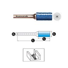 Mata bor Karnasch Cylindrical With end Cut