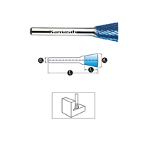 Drill bit Karnasch Inverted Cone