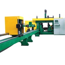 mesin CNC H-Beam Drilling Vista