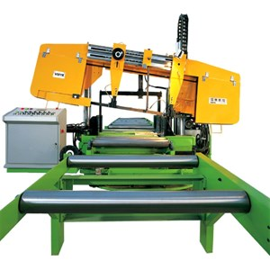 mesin CNC Band Saw VISTA