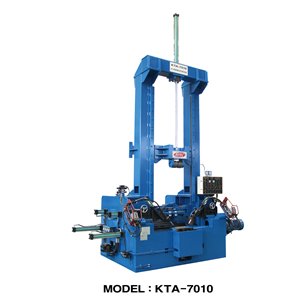 alat alat mesin H-Beam Assembling Kotec KTA 7010