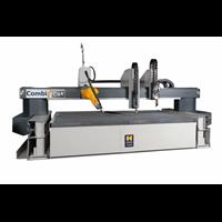 Mesin CNC Plasma cutting HACO combicut