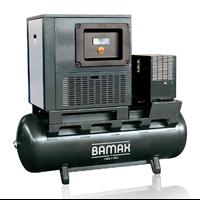 Kompresor Angin dan Suku Cadang Bamax Type screw air compressor