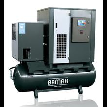 Kompresor Angin dan Suku Cadang Bamax screw air compressor