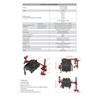 Mesin Las Welding carriage Promotech Rail Bull (All position) 2