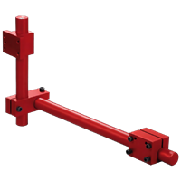 Mesin lasTorch extension arm for welding carriage PROMOTECH