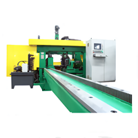 Mesin Bor CNC H beam VISTA BDM 1050 7A