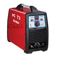 Mesin pemotong besi plasma cutting HELVI PC 73