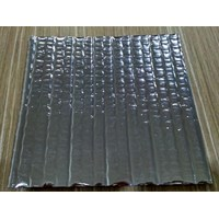 Aluminium Foil uk 1.2 x 25 meter Bubble Dobel side