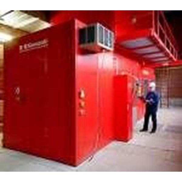 Kawasaki Gas Turbine Power Supply Industri