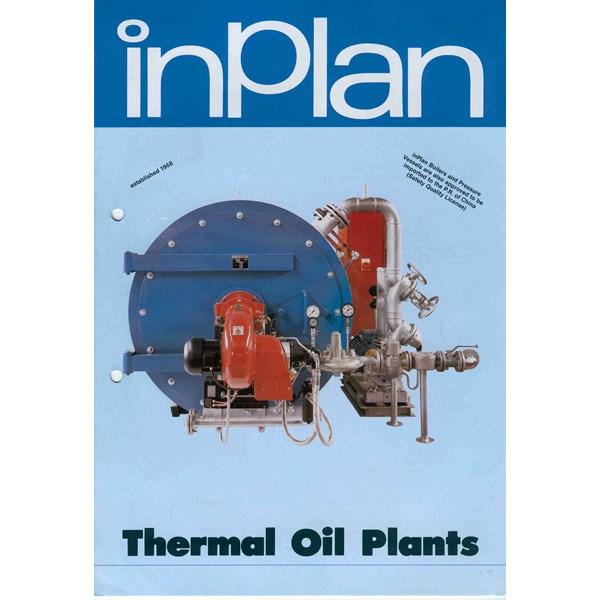Boiler Thermal Oil / oli panas Inplan
