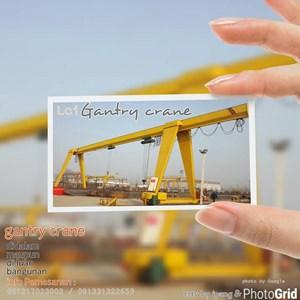 Hoists Crane Gantry