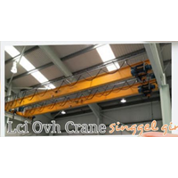 Jual Hoists Crane Single Girder