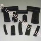 Rubber Trim U/ Clamp Glass 6