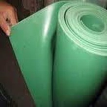 Rubber Sheet Green