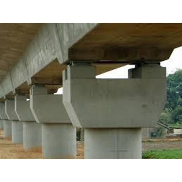 Karet Elastomer Jembatan