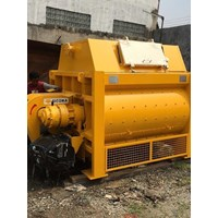 Jual twin shaft mixer sicoma