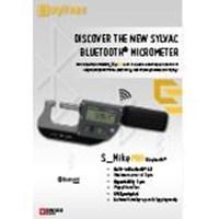 Sylvac Digital Micrometer