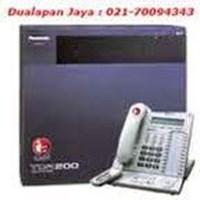Pabx Panasonic Kxtda 200 1