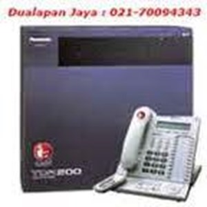 Pabx Panasonic Kxtda 200